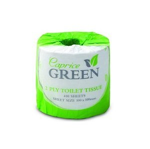 7625866f Caprice Green Toilet Tissue